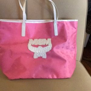 MCM TOTE BAG brand new never used